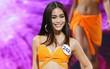 """Mâu Thủy cuối cùng cũng dẫn đầu bình chọn của một hạng mục tại """"Hoa hậu Hoàn vũ VN"""""""