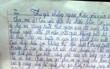 Quặn lòng đọc thư tuyệt mệnh của nữ sinh và bạn tự tử