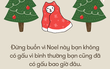 Cẩm nang: Noel không có gấu thì làm gì?