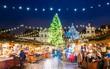 Những khu chợ Giáng sinh đẹp như cổ tích trên khắp thế giới