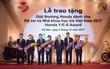Những gương mặt kỹ sư và nhà khoa học trẻ Việt Nam xuất sắc tại Honda Y-E-S lần thứ 12