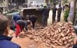 Bắc Giang: Xe công nông lật khiến bà tử vong, cháu bị thương nặng, tài xế bỏ của chạy lấy người