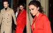 Sánh đôi bên Beckham, Victoria diện áo khoe vòng 1 nhưng chẳng thể gợi cảm vì quá gầy và hốc hác