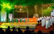 Dạ hội chào mừng thành công Đại hội Đoàn toàn quốc với màn hợp xướng 50 SV cực hoành tráng
