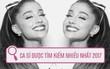 Ariana Grande là ca sĩ được tìm kiếm nhiều nhất 2017, hãy cảm ơn người Việt một chút nào
