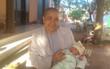 Bình Phước: Bé sơ sinh bị bỏ rơi trước cổng chùa