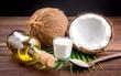 Không chỉ có tác dụng làm đẹp da, acid lauric từ dừa còn rất lợi cho hệ miễn dịch