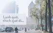 Sáng ngày ra, Facebook rồi Instagram tràn ngập status khoe Sài Gòn trở lạnh!