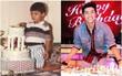 Câu chuyện xúc động phía sau bức ảnh cắt bánh sinh nhật thời ấu thơ của Noo Phước Thịnh