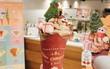 Điểm danh ngay loạt món ngọt mới toanh dành riêng cho mùa Giáng sinh ở Sài Gòn