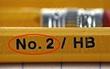 Ai cũng dùng bút chì từ thuở bé tí nhưng không hiểu kí hiệu No.2 là như thế nào