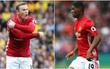 Rooney sẽ đá cặp với Rashford ở derby Manchester