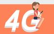 """""""Cô nàng"""" 4G và những gì cần có để tiếp cận"""