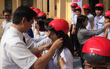 Honda Việt Nam hưởng ứng phát động tháng cao điểm an toàn giao thông tại tỉnh Đăk Nông