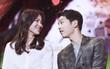 Lời nói của Song Joong Ki dành cho vợ chưa cưới Song Hye Kyo khiến cư dân mạng bấn loạn