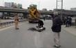 Hà Nội: Nữ sinh lớp 12 đi xe đạp điện bị xe bồn cán chết thương tâm