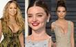 Thảm đỏ tiệc hậu Oscar: Miranda Kerr lộ da nhăn nheo vẫn đẹp tuyệt trần, loạt sao nữ khoe vòng 1 khủng