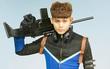 Đã mắt với tạo hình cosplay cực ngầu của Jun Phạm 365