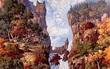 Bức tranh phong cảnh cho biết bạn là người sống lý trí hay cảm tính