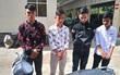 Tóm gọn nhóm đối tượng nhí bẻ khóa, trộm xe máy của người dân Phú Yên