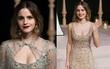 Hết kín đáo, Emma Watson lại gây chú ý diện áo khoét cổ sâu khoe ngực đầy gợi cảm