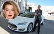 Amber Heard từng từ chối hẹn hò tỷ phú cho đến khi... được tặng xe hơi