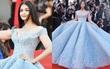 """Hoa hậu Aishwarya Rai đẹp như Lọ Lem, """"chặt chém"""" dàn mỹ nhân trên đấu trường nhan sắc Cannes!"""