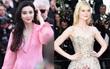 Phạm Băng Băng gây thất vọng, bị Elle Fanning dìm hàng toàn tập tại Cannes!