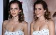 Diện váy quá trễ nải, Emma Watson hớ hênh cả miếng dán ngực trên thảm đỏ