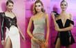 """Thi nhau diện váy xẻ cao đến tận hông, vài thiên thần Victoria's Secret suýt """"lộ hàng"""" trên thảm hồng"""