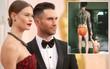 Vợ Adam Levine khiến fan thích thú khi khoe ảnh khỏa thân siêu đáng yêu của chồng