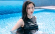 Văn Mai Hương và người yêu suýt chết đuối khi đi tắm biển trong dịp nghỉ lễ