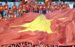 Báo New Zealand ấn tượng với sắc đỏ của CĐV Việt Nam