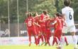 Tuyển nữ Việt Nam đánh bại Myanmar, lên ngôi nhất bảng