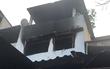 Lại cháy lớn nhà dân ở Hà Nội ngày mùng 2 Tết, nhiều người dân hốt hoảng bỏ chạy