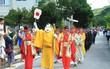 Dù cả nước đã chuyển qua ăn Tết theo Dương lịch, có một nơi tại Nhật Bản vẫn duy trì ngày Tết Nguyên Đán cổ truyền