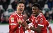 Lewandowski ghi bàn phút bù giờ, Bayern Munich nhọc nhằn giành 3 điểm