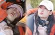 Nữ thần Kpop Chaeyeon đau bụng đến bật khóc trong show thực tế