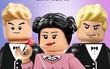 """Quá đam mê diễn xuất, nhóm """"siêu mẫu siêu lầy"""" LEGO cosplay dàn diễn viên """"Em Chưa 18"""" đến """"Cô Ba Sài Gòn"""""""