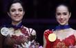 """Khi cả 2 """"nữ hoàng sân băng"""" Nga đều là fan của Yuzuru Hanyu"""