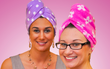 Sợ gãy tóc khi lau đầu sau khi gội? Hãy dùng loại khăn kiểu Turban này