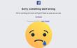 Cả Facebook và Messenger vừa gặp lỗi không thể hiển thị hay cập nhật tin mới