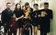 """Tóc Tiên thân mật khoác tay Hoàng Touliver, vui vẻ chụp hình với gia đình """"bạn trai tin đồn"""""""