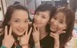 """Lâm Tâm Như - Thư Kỳ khoe mặt mộc: Hai """"gái có chồng"""" U45 càng ngày càng nhuận sắc"""