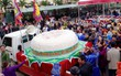 Sầm Sơn xin dâng bánh giầy 3 tấn dịp giỗ tổ Hùng Vương