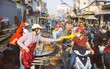 Hàng chục tấn cá lóc giá 150.000 đồng/con được tiêu thụ trong ngày Thần tài ở Sài Gòn