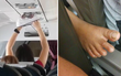 """Chuyện """"kém sang"""" trên máy bay: Cho chân lên ghế trước hay hong đồ lót trước điều hòa"""