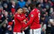 Lukaku tỏa sáng, Man Utd ngược dòng đánh bại Chelsea