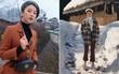Nhìn ảnh Quỳnh Anh Shyn đi Nhật, ai cũng phải công nhận cô nàng đợt này makeup và ăn mặc xinh quá đỗi