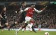 Cựu sao Man Utd lập cú đúp đưa Arsenal vào vòng tứ kết Europa League